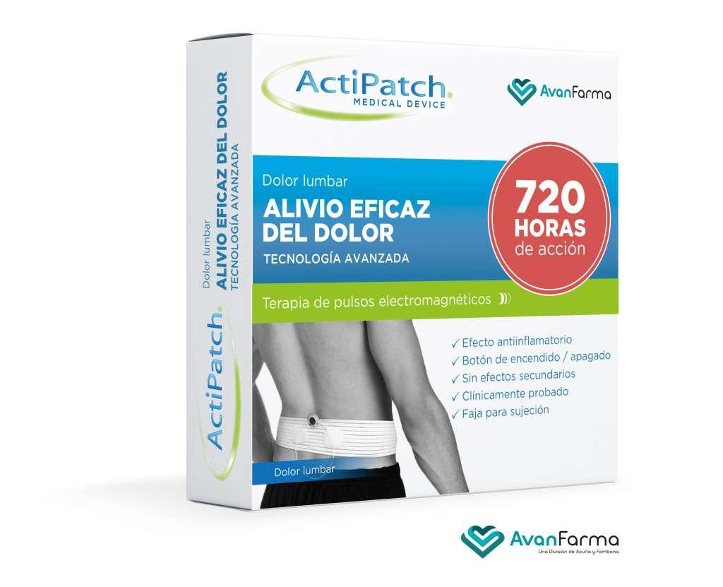 actipatch dolor lumbar