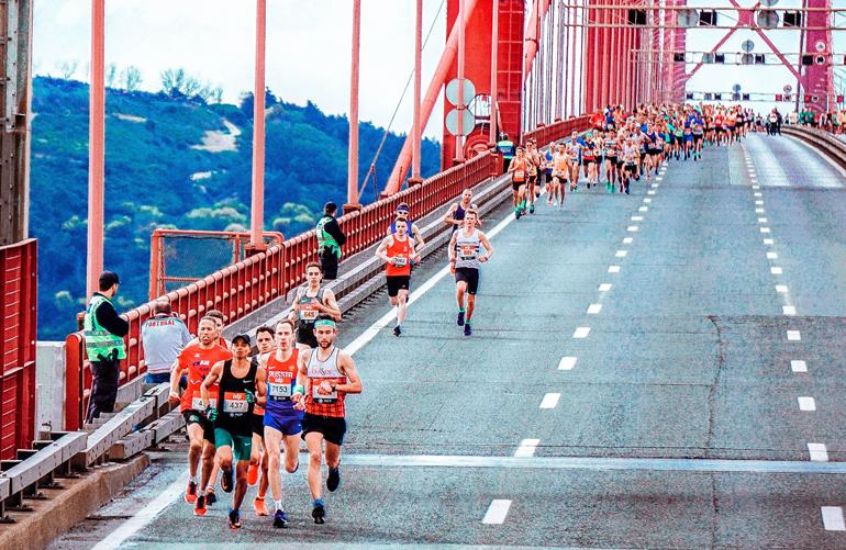 media maraton tendinitis lateral rodilla actipatch