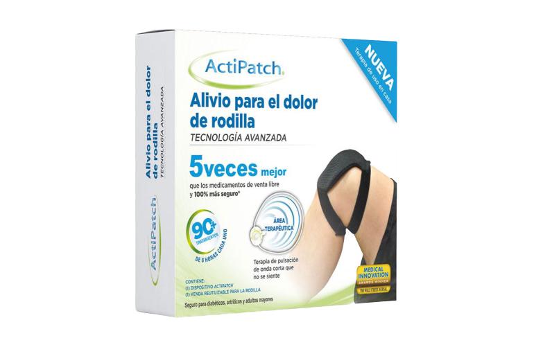 actipatch alivio dolor de rodilla