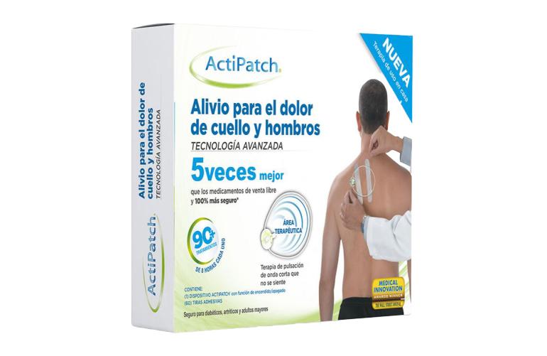 actipatch de dolor musculos y articulaciones