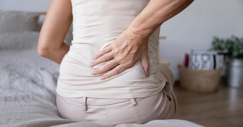 dolor muscular por falta de ejercicio