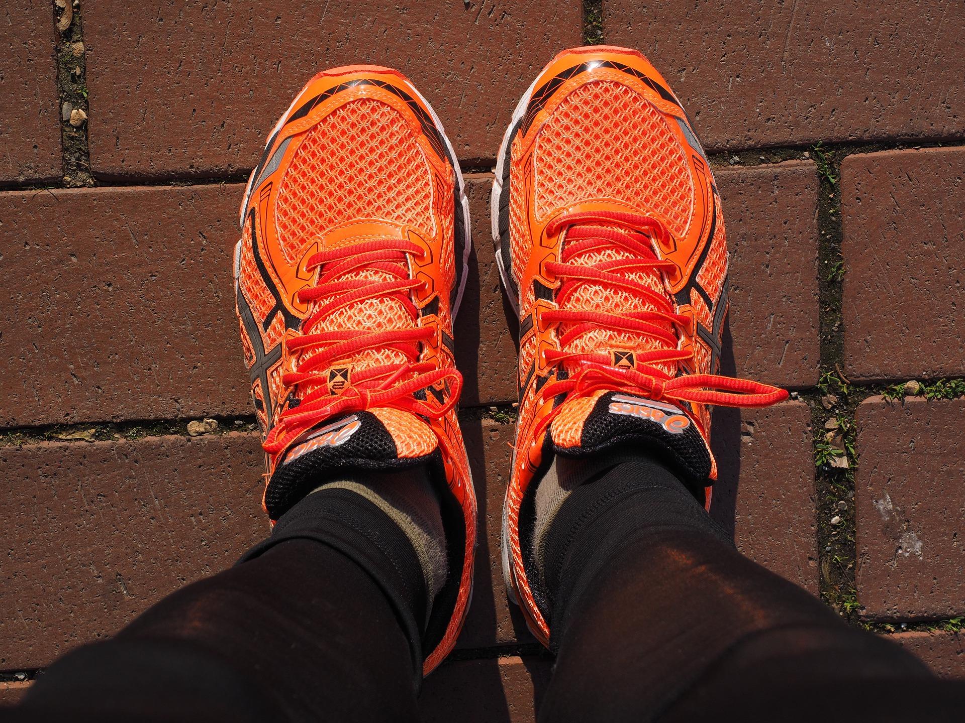 la importancia del calzado deportivo